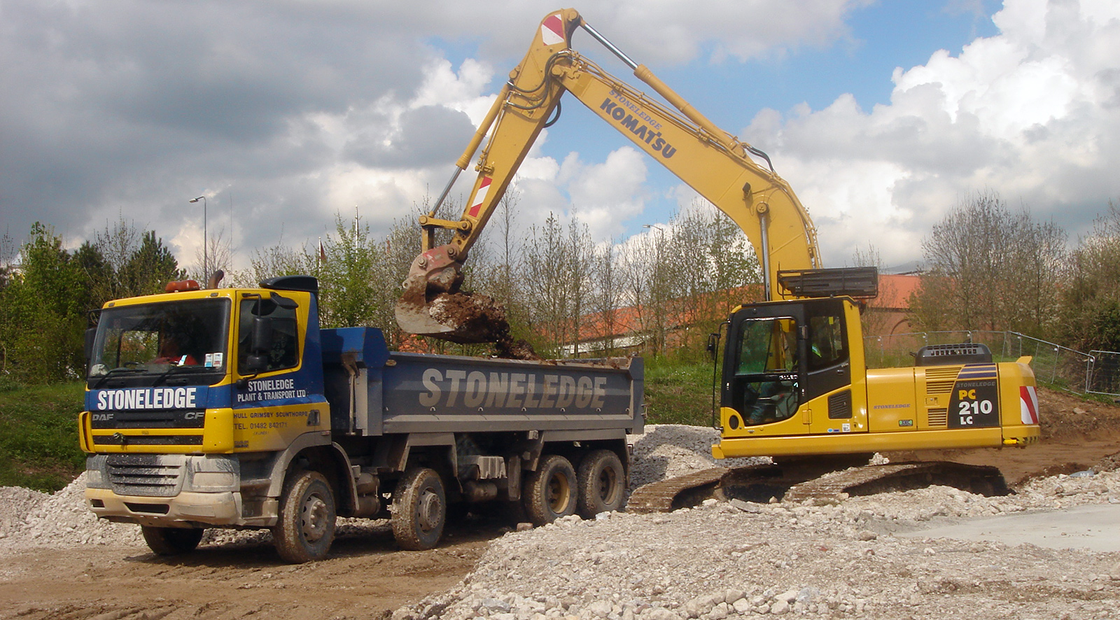 Stoneledge Plant & Transport
