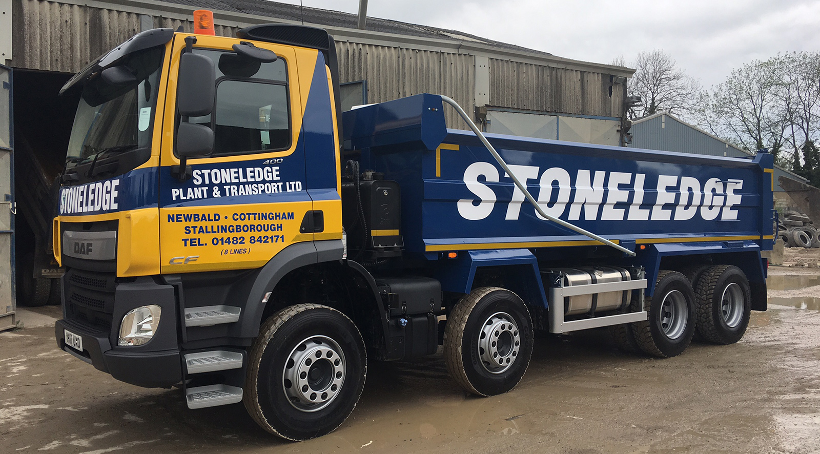 Stoneledge - Heavy Haulage