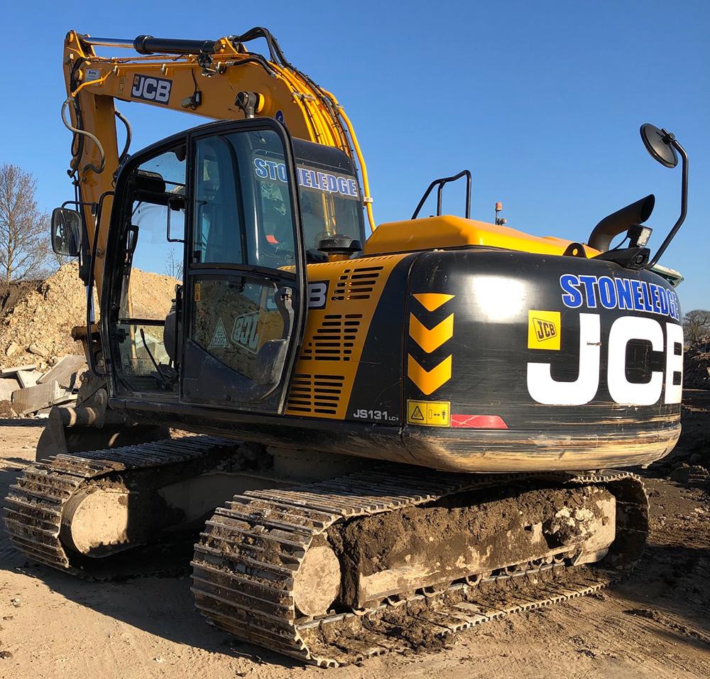JCB LS130