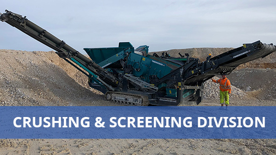 Crushing & Screening Division